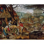Puzzle 1000 pices - Brueghel : L'automne