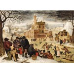 Puzzle 1000 pices - Brueghel : L'hiver