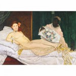 Puzzle 1000 pices - Impressionnisme - Manet : Olympia