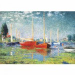Puzzle 1000 pices - Monet : Argenteuil