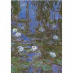 Puzzle 1000 pices - Monet : Nymphas