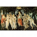 Puzzle 1000 pices - Renaissance - Botticelli : Le printemps