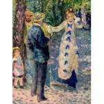 Puzzle 1000 pices - Renoir : La balanoire