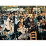 Puzzle 1000 pices - Renoir : Le bal du Moulin de la Galette