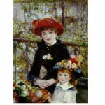 Puzzle 1000 pices - Renoir : Sur la terrasse