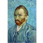 Puzzle 1000 pices - Van Gogh : Autoportrait