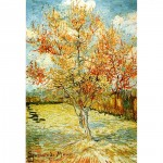 Puzzle 1000 pices - Van Gogh : Pcher en fleurs