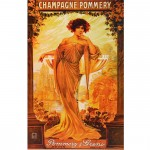 Puzzle 1000 pices - Vintage Posters : Champagne Pommery