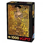 Puzzle 1000 pices - Klimt : Adele Bloch-Bauer I
