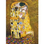 Puzzle 1000 pices - Klimt : Le baiser