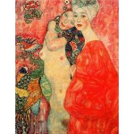Puzzle 1000 pices - Klimt : Les amies