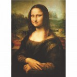 Puzzle 1000 pices - Renaissance - Lonard de Vinci : Mona Lisa