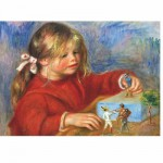 Puzzle 1000 pices - Renoir : Jouant