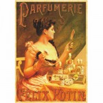 Puzzle 1000 pices - Vintage Posters : Parfumerie Flix Potin