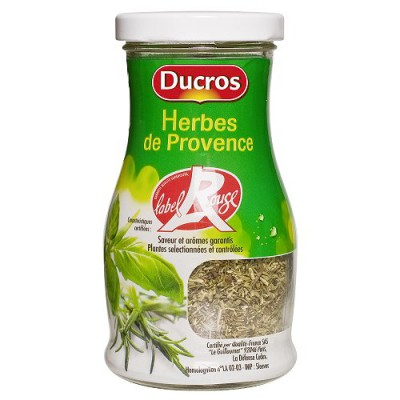 Herbes de Provence Label Rouge - Premire saveur : 45 g