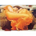 Puzzle 1000 pices - Leighton : Flaming June