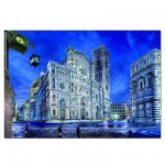 Puzzle 1000 pices - Duomo Santa Maria del Fiore, Florence