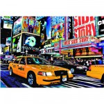 Puzzle 1500 pices - Guillaume Gaudet : Time Square