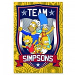 Puzzle 500 pièces - The Simpsons : Simpsons team