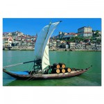Puzzle 500 pices - Paysage portugais