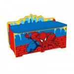 Coffre  jouets Spiderman