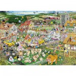 Puzzle 1000 pices - J'aime l't
