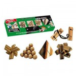 Casse-tte Bambou : Coffret de 5 casse-ttes junior