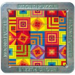 Jigsaw Puzzle - Magnetic - 3D Effect - Optillusion : Squares