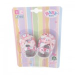 Ensemble bb 43 cm Baby Born : Ballerines fleuries