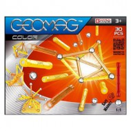 Geomag Color : 30 pices