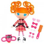 Poupe Lalaloopsy : Cheveux rigolos oranges
