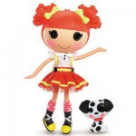 Poupée Lalaloopsy : Ember Flicker Flame Cheveux rouges