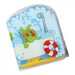 Bath Book - Bodo the Aquatic Dragon