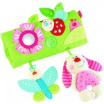 Mobiles for Infant seat - My Flowery Friends