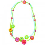 Necklace - Spring Flowers