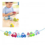 Perles en bois Bambini : Traffico