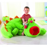 Pouf Peluche Dragon relax Fridolin