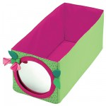 Pour les petites Princesses - Bac de rangement avec miroir