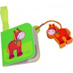 Pushchair Book - Horse