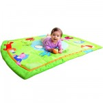 Tapis de jeu fort enchante