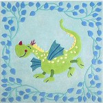 Tapis Dragon Fabuleux