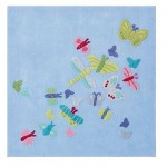 Tapis Papillons estivaux