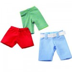 Vtements pour poupe Haba 30 et 35 cm : Pantalons