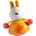 Wooden Clutching Toy - Figure : Funny Rabbit