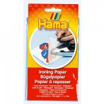 Papier  repasser pour perles Hama Midi