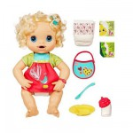 Poupe Baby Alive - La poupe vivante