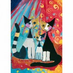 Puzzle 1000 pices - Rosina Wachtmeister : Nous voulons tre ensemble...