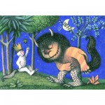Puzzle 700 pices - Maurice Sendak : King