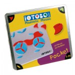 Iotobo - Pocket Mosaic : Blue and Red