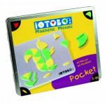 Iotobo - Pocket Mosaic : Yellow and Green